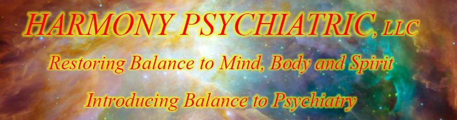 Harmony Psychiatric, LLC